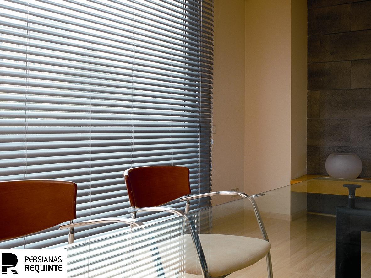 Persiana horizontal de aluminio 16mm 25mm e 50mm persianas - Persiana de aluminio ...